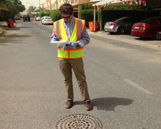 Inspecting A Stormdrain System