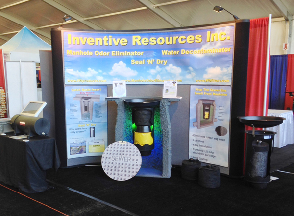 Central Valley Facilities Expo Display